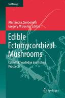 Edible Ectomycorrhizal Mushrooms Book
