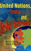 United Nations  India and the New World Order