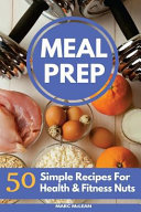 Meal Prep Recipe Book