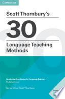 Scott Thornbury s 30 Language Teaching Methods Google EBook