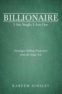 Billionaire I Am Single  I Am One