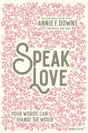 Speak Love Pdf/ePub eBook