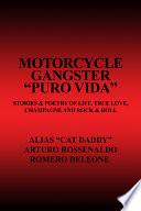 Motorcycle Gangster  Puro Vida  Book PDF
