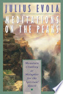 Meditations On The Peaks