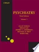 Psychiatry Book