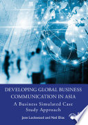 Developing Global Business Communication in Asia