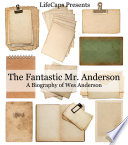 The Fantastic Mr  Anderson