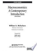 Macroeconmics