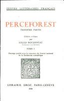 Roman de Perceforest (le)
