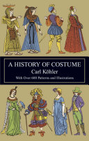 A History of Costume Pdf/ePub eBook