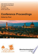 Conference Proceedings  The Future of Education  8th Edition