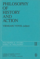 Philosophy of History and Action [Pdf/ePub] eBook