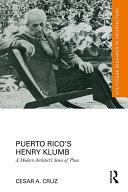 Puerto Rico   s Henry Klumb