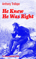 He Knew He Was Right (The Classic Unabridged Edition) Pdf/ePub eBook