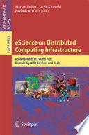 eScience on Distributed Computing Infrastructure
