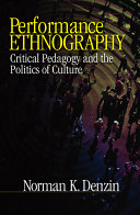 Performance Ethnography ebook