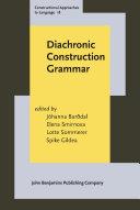 Diachronic Construction Grammar
