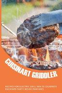 Cuisinart Griddler Book PDF