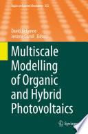 Multiscale Modelling of Organic and Hybrid Photovoltaics Book