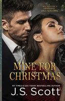 Mine For Christmas Book PDF