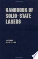 Handbook of Solid State Lasers Book