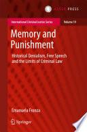 Memory and Punishment