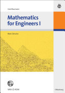 Mathematics for Engineers I [Pdf/ePub] eBook