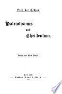 Patriotismus und Christentum
