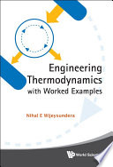 Engineering Thermodynamics with Worked Examples