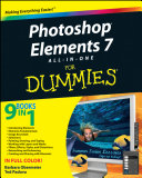 Photoshop Elements 7 All in One For Dummies