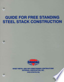 Guide for Free Standing Steel Stack Construction 3rd Ed