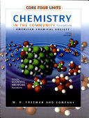 Chemistry in the Community  Enhanced Core Four  Book