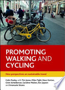 Promoting Walking and Cycling Book