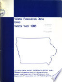 Water Resources Data