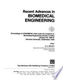 Recent Advances in Biomedical Engineering