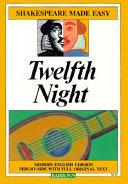 Twelfth Night Book PDF