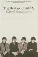 Pdf The Beatles Complete Chord Songbook Telecharger