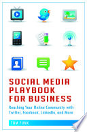 Social Media Playbook for Business Book