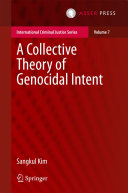 A Collective Theory of Genocidal Intent - Seite 94