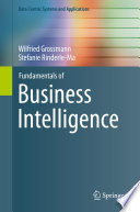 Fundamentals of Business Intelligence