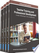 Teacher Training and Professional Development  Concepts  Methodologies  Tools  and Applications