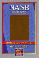 New American Standard Bible Ultrathin Reference Book