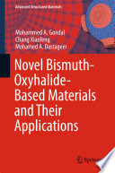 Novel Bismuth Oxyhalide Based Materials and their Applications