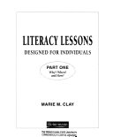Literacy Lessons Designed for Individuals: Why? when? and how?