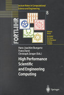 High Performance Scientific and Engineering Computing Book