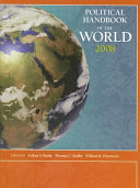 Political Handbook of the World 2008
