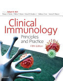 Clinical Immunology E-Book
