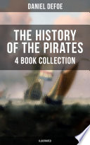 THE HISTORY OF THE PIRATES   4 Book Collection  Illustrated  Book