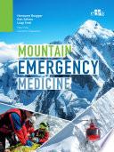 Mountain Emergency Medicine Book