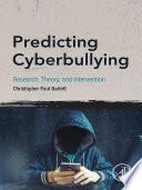 Predicting Cyberbullying